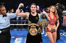 In the city of Chicago! Katie Taylor announced for October bout
