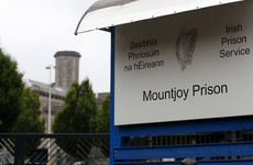 Man arrested after airsoft weapons found in van on grounds of Mountjoy Prison