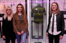 Kurt Cobain's family say 'Irish roots influenced his art' during exhibition in Kildare