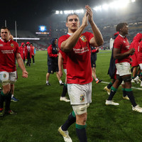 Lions captain Sam Warburton announces surprise retirement from rugby at 29