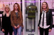 Kurt Cobain's family in Kildare for exhibition of his personal items