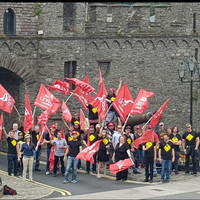 Archaeologists down tools in Dublin: 'We've lost so many... we don't want to strike. We get paid very little as it is'