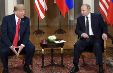 Critics of Putin summit have 'Trump Derangement Syndrome' (says Trump)
