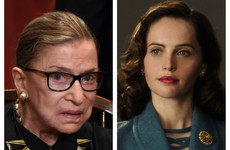 Your Repeal fire will be reignited watching Felicity Jones play ultra-feminist Supreme Court Judge Ruth Bader Ginsburg