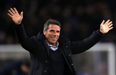 Premier League legend Zola returns to Chelsea