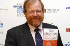 A short history of nearly everything I love about Bill Bryson's books