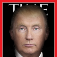 Putin and Trump morph into one on Time front cover as world continues to react to Helsinki summit
