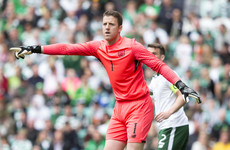 Ireland international Colin Doyle completes Scottish Premiership move