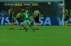 Pick that out: Dorlan Pabón's Copa Libertadores wonderstrike
