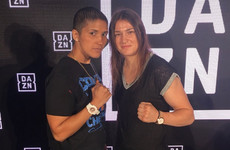 Cindy Serrano claims Katie Taylor is scared to fight her sister ahead of October scrap