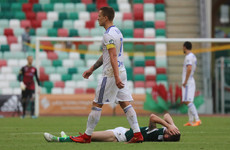 Derry City fall agonisingly short of famous turnaround in Belarus
