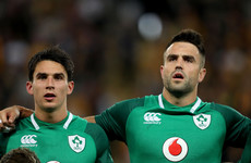 Carbery and Munster to tackle Leinster early, both provinces due in South Africa on the same November weekend