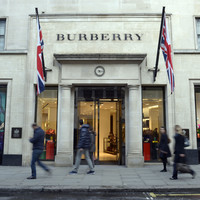 Burberry burns �32 million worth of unsold products to protect its brand