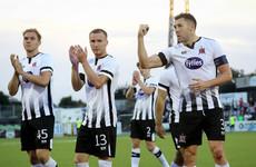 Sublime Duffy wonder goal inspires Europa League qualifier win as Dundalk see off Tallinn