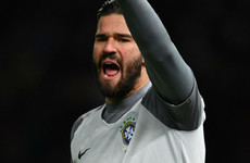 'What are you waiting for?' - Alisson reveals Salah texts that convinced him to join Liverpool
