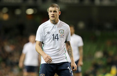 Irish striker Anthony Stokes finds signs for club in the Middle East