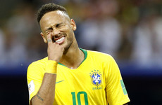 'I want to see these people in Neymar's place... Criticising is a weapon of the weak'