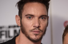 Jonathan Rhys Meyers has broken his silence on last week's drunken airplane incident