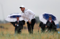 McIlroy well-placed for the weekend and determined to go down swinging