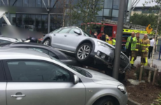 Woman injured after several cars involved in crash in Dublin shopping centre car park