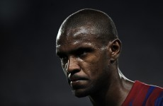 Eric Abidal on road to recovery following transplant