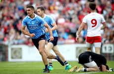 McCarthy goal key as Dublin hold off Tyrone fightback to book All-Ireland semi-final place