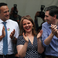 Fine Gael surges ahead as Fianna Fáil support drops by 3 percentage points