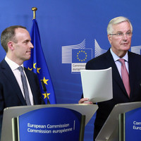 New Brexit secretary: UK will refuse to pay �40bn Brexit bill without trade deal