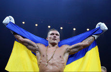 'I was born ready' - Bellew accepts challenge of Ukrainian fighter Usyk