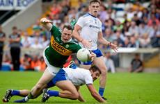 LIVE: Monaghan v Kerry, All-Ireland senior football Super 8s