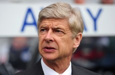 Top four spot a 'great achievement' says Wenger