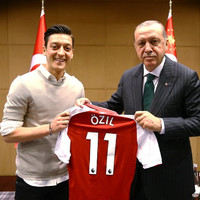 'I have two hearts, one German and one Turkish' - Ozil defends controversial Erdogan photo