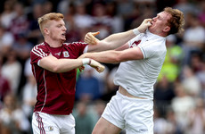 Galway book All-Ireland semi-final spot as 14-man Kildare dumped out