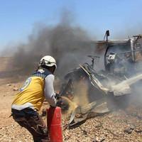 Syria: Hundreds of 'White Helmets' members evacuated to Jordan in Israeli operation
