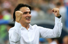 'Like it or not, I am the second best coach in the world' - Croatia boss Dalic