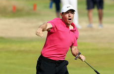 Rory McIlroy becomes the European Tour's all-time highest earner on €35 million