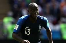 Mbappe: I told Kante to join PSG during World Cup