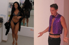 Twitter cannot cope with Alex and Alexandra's Hideaway outfits on Love Island