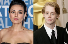 Mila Kunis said she f**ked up her relationship with Macaulay Culkin... it's The Dredge