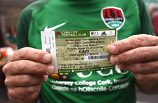 Cork City not planning to take potential Celtic clash out of Turner's Cross