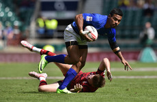 Samoan rugby player charged with assault after bust-up at World Cup Sevens