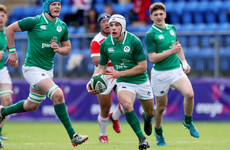 Irish-qualified Bristol back Hughes among new additions to Ulster academy