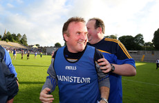 Denis Connerton brings to an end his second stint as Longford manager