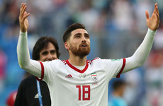 Chris Hughton's Brighton land Iran international Jahanbakhsh for club-record fee