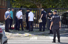 Explosive detonated outside US embassy in Beijing