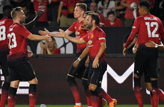 26 penalties later: Man United overcome Milan after marathon shoot-out in California