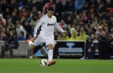 VIDEO: Ronaldo hat-trick stuns Atletico