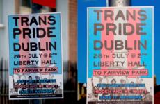 Don't forget: Dublin's first ever Trans Pride March takes place tomorrow