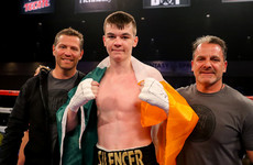 The U.S. startup steering top Irish talents toward the top of the boxing world