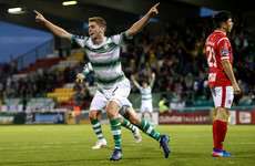 Watts up and running as Shamrock Rovers earn hard-fought win over Sligo